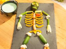In preparation for Halloween, The Kitchen has cooked up frightfully simple food crafts for you. Try out these kooky crafts at your next ghoulish gathering.