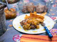 Jerk Chicken Thighs with Tropical Chutney