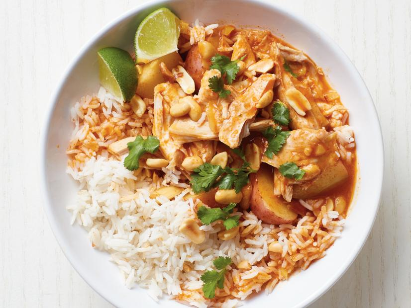 Slow Cooker Chicken Curry Recipe Food Network Kitchen Food Network