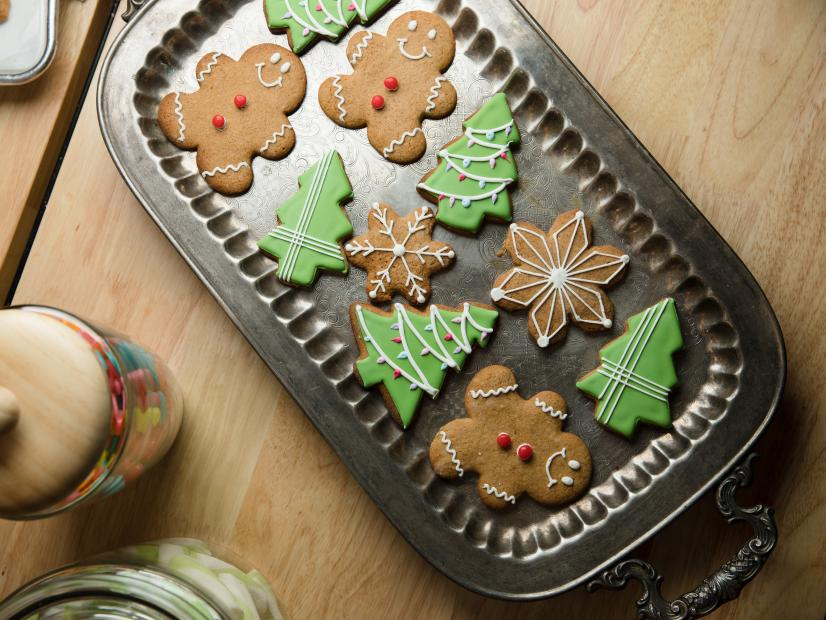Gingerbread Cookies Recipe Food Network