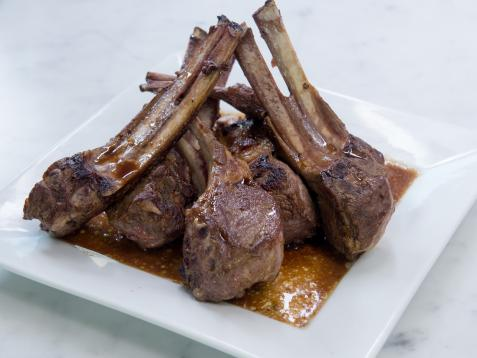 Juicy, Tender Lamb Chops