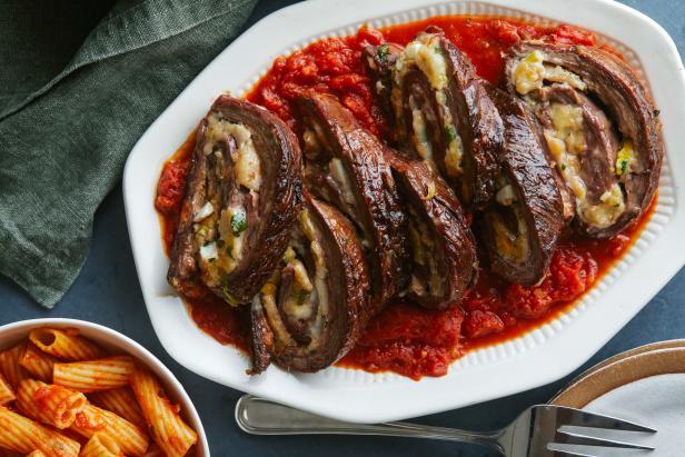 Beef Braciola