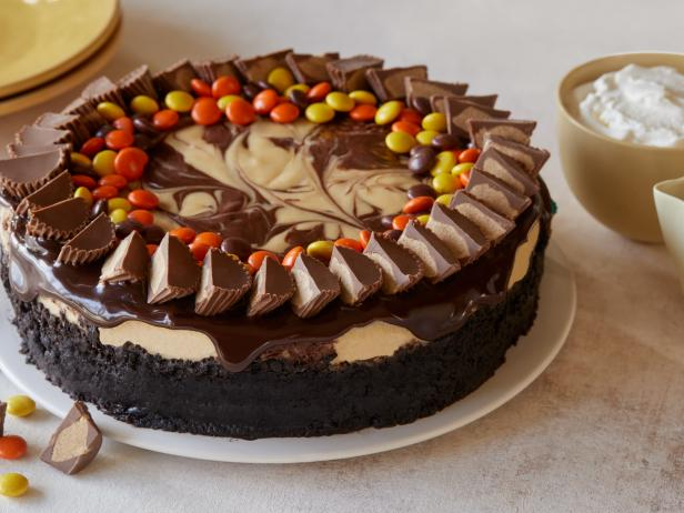 Over-the-Top Reese's Cheesecake