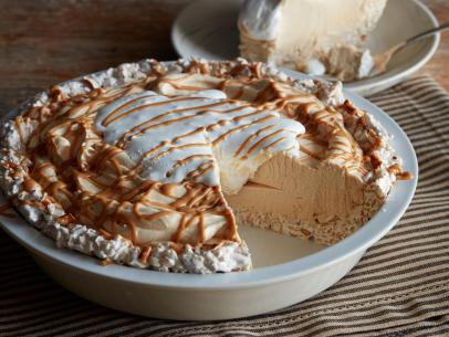 Peanut Butter Pretzel Pie Food Network