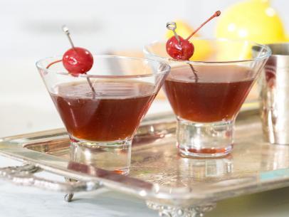 Raspberry Cherry Chocolate Poppers Recipe Giada De