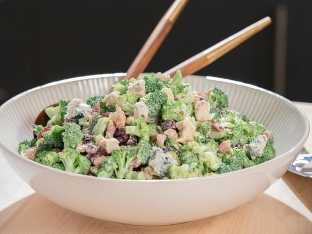 Sweet and Crunchy Broccoli Salad