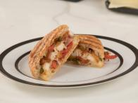 Chicken and Peperonata Panini