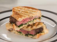 Royal Beef Tenderloin Panini