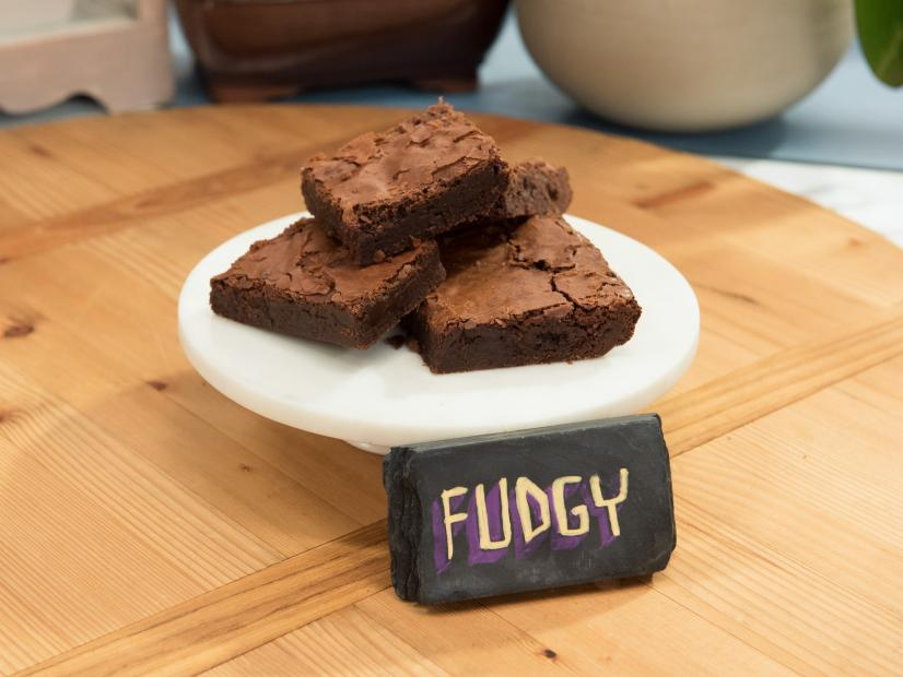 Fudgey brownies recipe food network forumfinder Choice Image