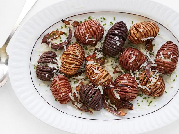 Hasselback Potatoes Food Network