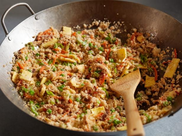 Cauliflower fried rice recipe food network kitchen food network cauliflower fried rice forumfinder Images