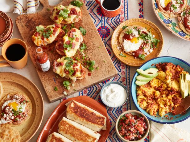 Mexican Breakfast Recipes Food Network Global Flavors