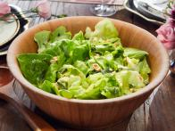 Butter Lettuce Salad with Mustard Vinaigrette