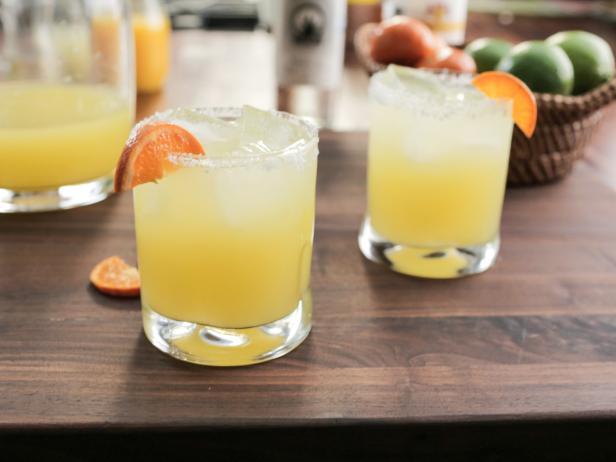 Smoky Orange Margarita