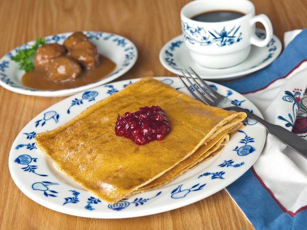 Swedish recipes food network food network al johnsons swedish restaurant forumfinder Choice Image