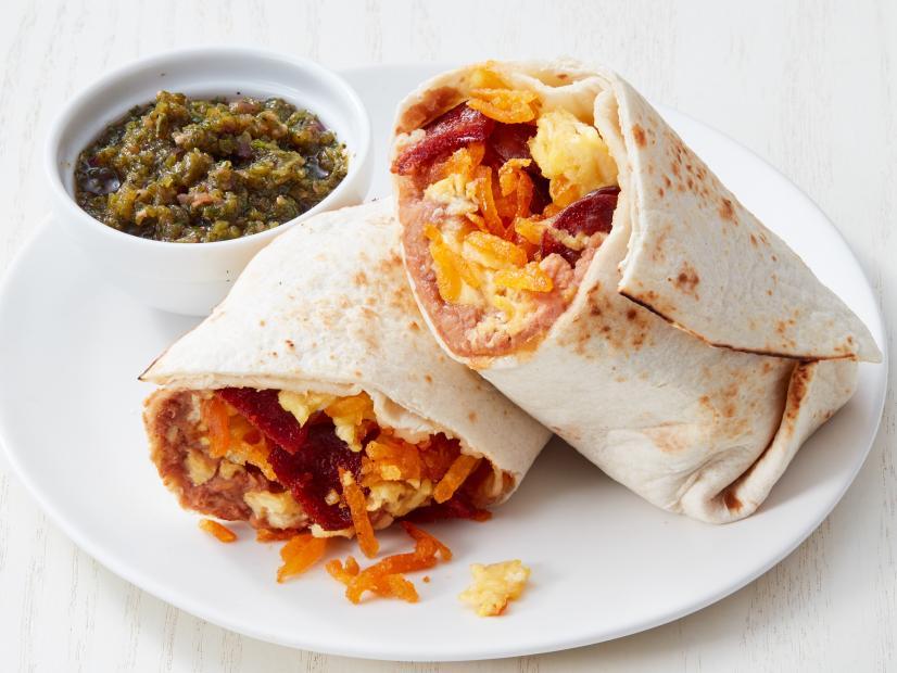 Pilihan Makan Siang Burrito