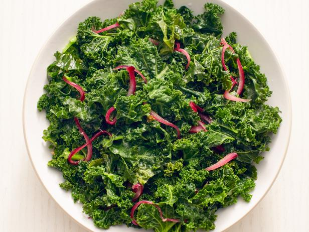 Sweet-and-Sour Kale
