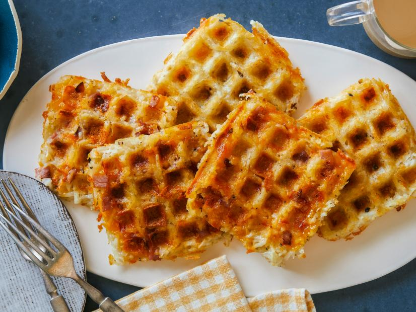 Wafflemaker Hash Browns Recipe Ree Drummond Food Network