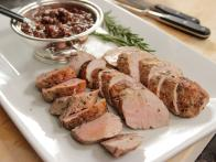 Cider-Roasted Pork Tenderloins