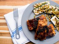 Grilled Slow-Cooked BBQ Ribs