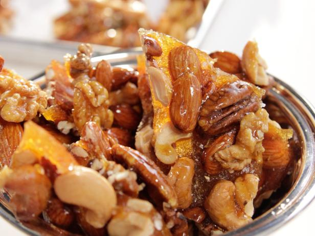Salted Caramel Nuts