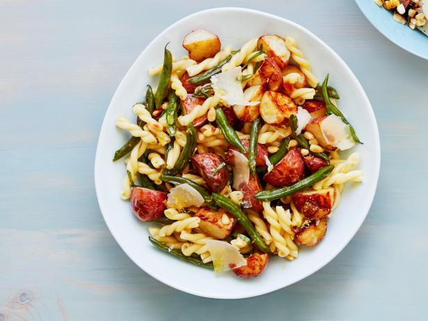 Genovese pasta salad recipe food network kitchen food network genovese pasta salad forumfinder Choice Image