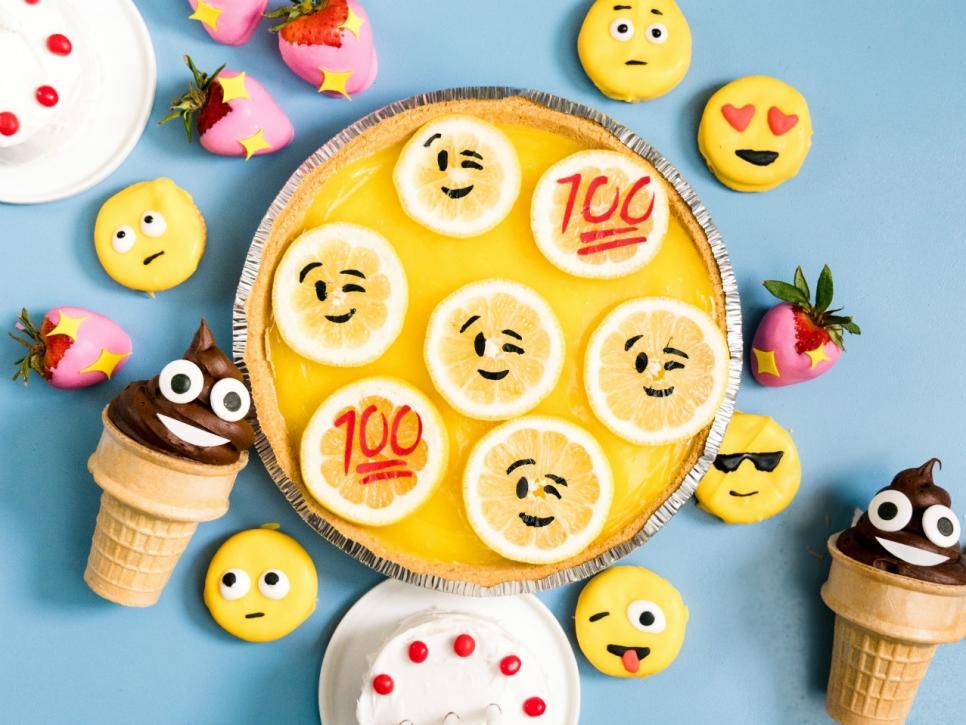 7 Emoji Food Ideas Food Goals Food Network