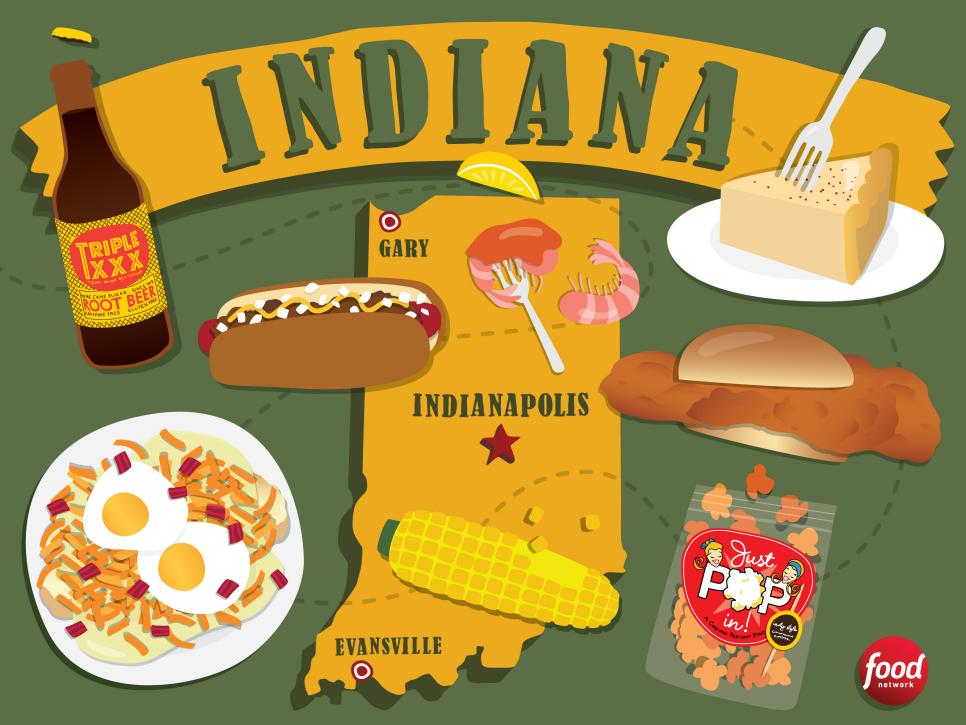 Surprising 20 Best Foods And Drinks In Indiana Best Food In America Download Free Architecture Designs Embacsunscenecom