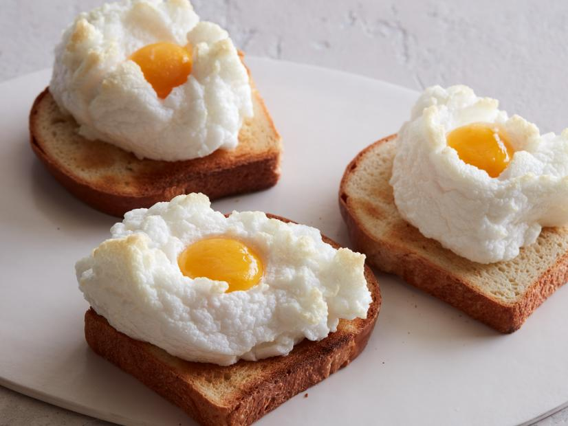 Poached Eggs Food Network The Kitchen
