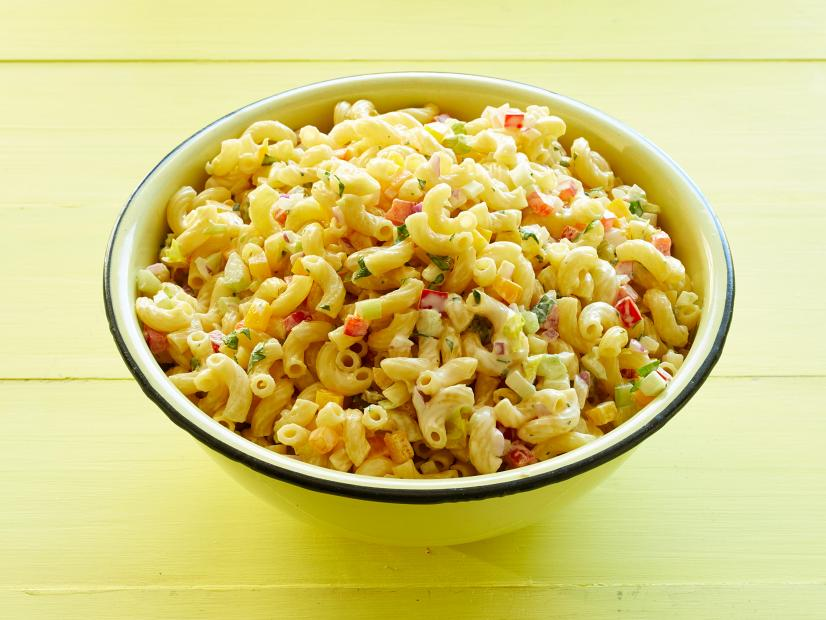 Cajun Macaroni Salad Recipe Food Network Kitchen Food Network