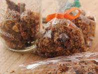 Brown Butter Granola Clusters