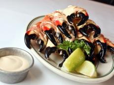 <p>For Bobby's FoodNation stop in Miami, he heads to the legendary Joe's Stone Crab shop where the flavor is all in the claw. Since 1913, Joe's has delivered these claws with the simple yet oh-so-tasty chilled mustard sauce. But for a real chilly treat, try Joe's Original Homemade Key-Lime pie.</p>