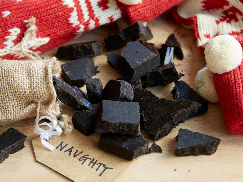 Christmas Coal Candy Recipe | Food
