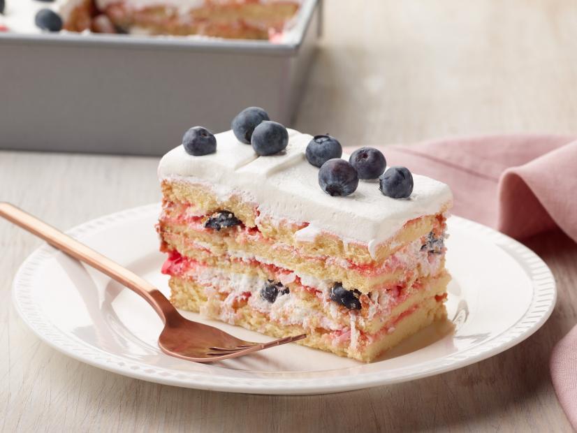 Berry Dessert Lasagna Recipe | Food Network Kitchen | Food ...