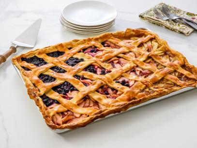 Blueberry Pie Bars Recipe Trisha Yearwood Food Network
