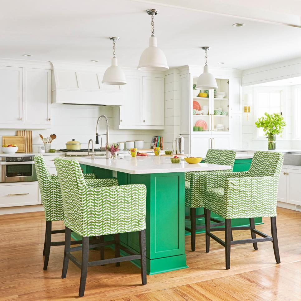 Kitchen Sweepstakes: Colorful Kitchen Ideas : Food Network