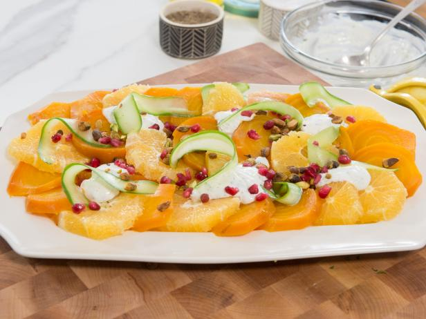 Golden Beet and Citrus Salad