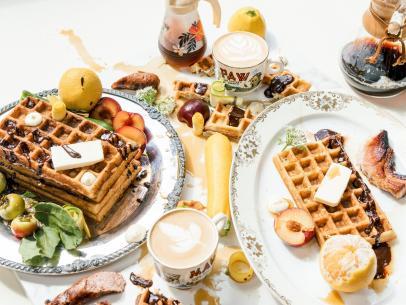 The Best Waffles In America Restaurants Food Network Food Network