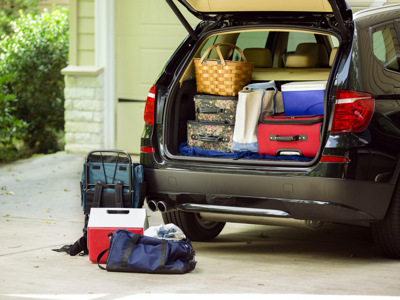 The Secret to Packing Food for Family Road Trips Without ...
