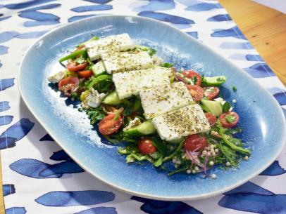 Greek Salad Recipe Food Fusion