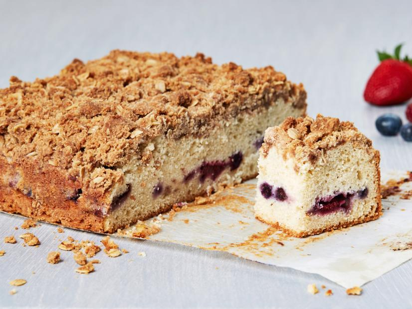 Mixed Berry Coffee Cake Recipe Food Network Kitchen Food Network