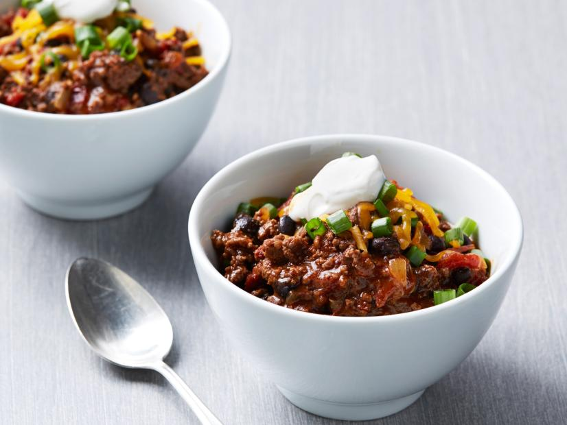 Quick Spicy Chili Recipe Food Network Kitchen Food Network