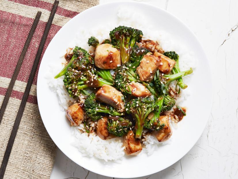 Chicken And Broccoli Stir Fry Recipe Food Network Kitchen Food