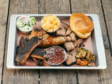 <p>Chefs Taylor Cody and Jiyeon Lee offer an eclectic, enticing take on traditional Southern barbecue that draws the crowds to this unassuming eatery. Korean spices and sauces give the mouthwatering meats (and some of the scrumptious sides) a distinctive flavor that adds to the deliciousness factor.</p>