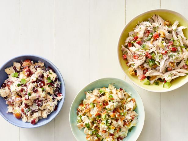Customize Your Chicken Salad Food Network Recipes Dinners And