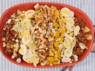 Sunny's Grilled Cobb Pasta Salad
