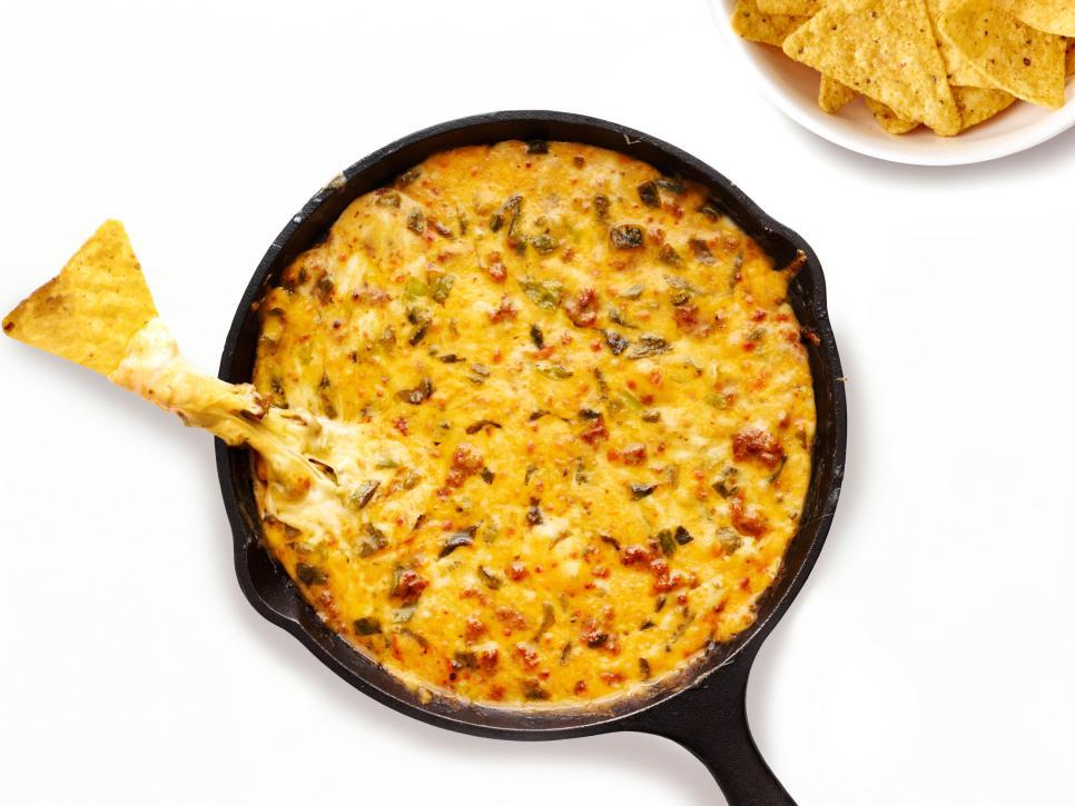 Food Network Hot Dips