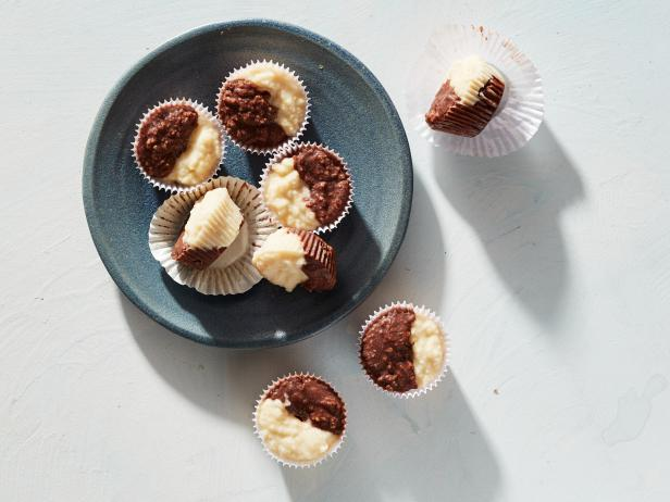 Black and White Keto Fat Bombs