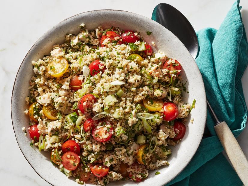 Chicken With Tabbouleh Recipe Ina Garten Food Network