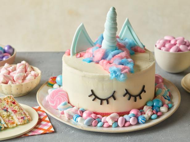 Unicorn Cake Recipe Food Network Kitchen Food Network